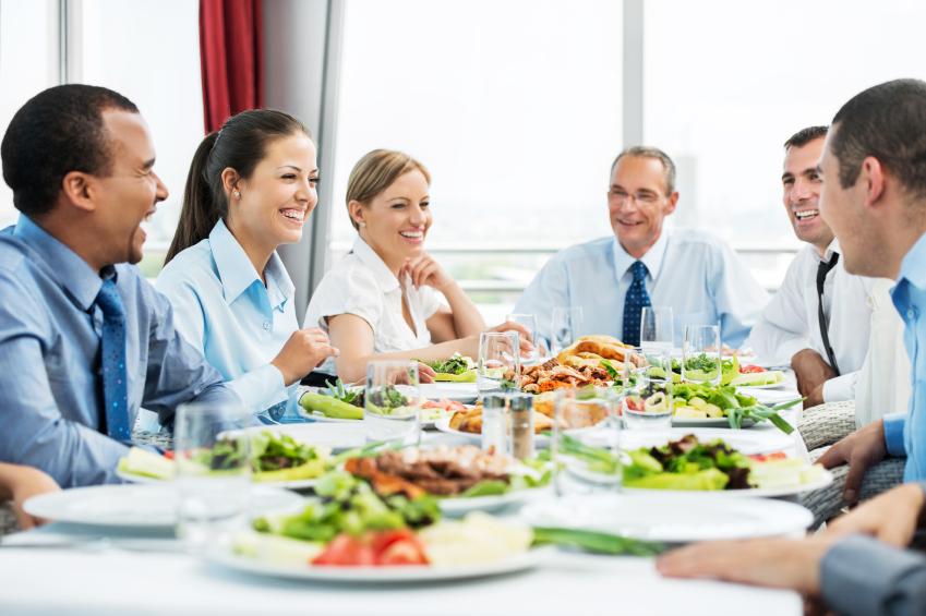 Local Food in Meetings